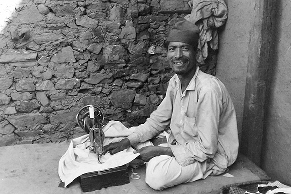 Dalit Dignity - Tailor
