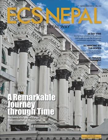 ECS Nepal Cover November 2014.indd