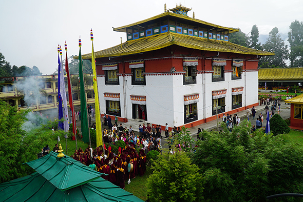 Sikkim palace small