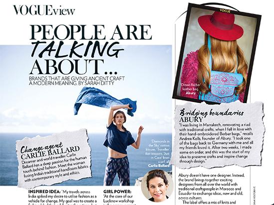Vogue India September